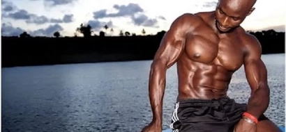 Kenyan women are SERIOUSLY drooling over this brawny man, OTIENO
