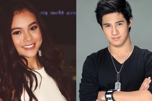 """Artista na iyan! Gorgeous non-showbiz girlfriend of Albie Casiño joins Wowowin's search for """"Miss Wow! Gandang Filipina"""""""
