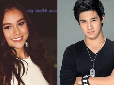 "Artista na iyan! Gorgeous non-showbiz girlfriend of Albie Casiño joins Wowowin's search for ""Miss Wow! Gandang Filipina"""