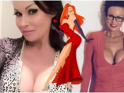 52-Year-Old Mom Spends $100K to Look Like A Cartoon Sex Symbol