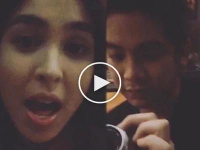 Joshua Garcia shared adorable video with Julia Barretto