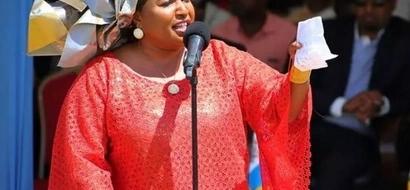 Fiery ODM female MP urges Mombasa women to deny men conjugal rights