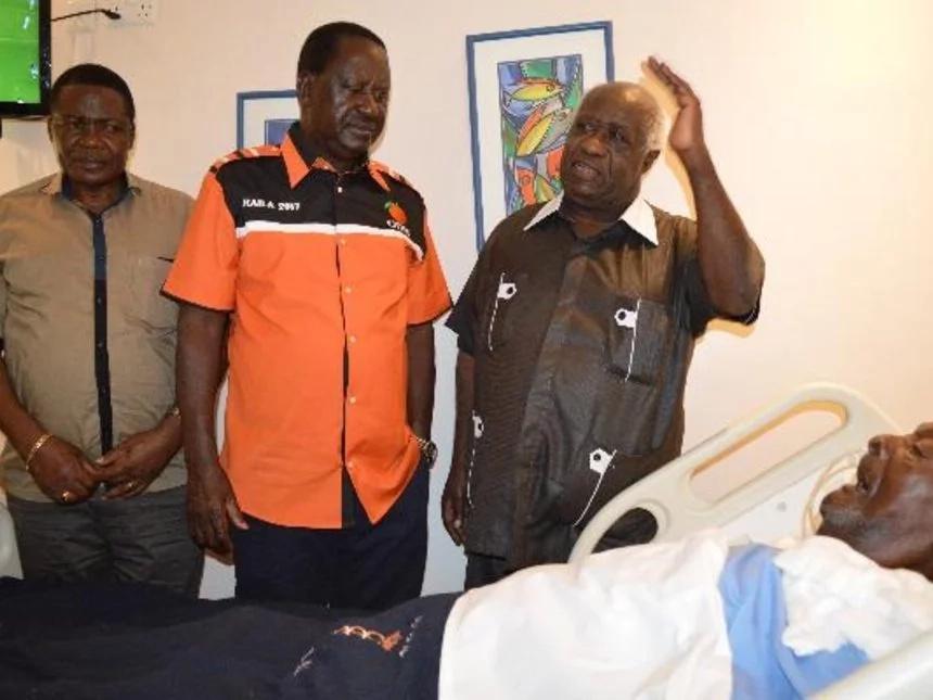 Aliyekuwa mmojawapo wa mawaziri wa kwanza nchini Kenya, AFARIKI