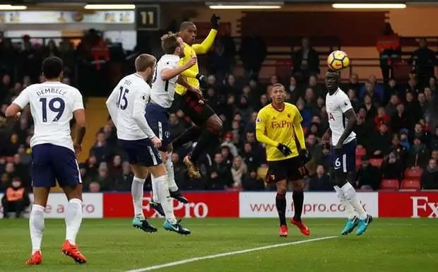 Wanyama's Tottenham frustrated yet again to dim their title hope