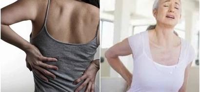 Cura el dolor de espalda en menos de 10 minutos con estos sencillos movimientos