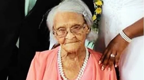 Woman who just turned 103 years old revealed the secrets to her long life