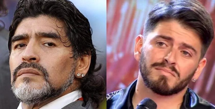 ¡Por fin!, Diego Maradona reconoció a su hijo Diego Jr.