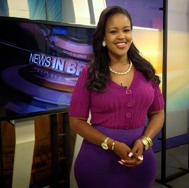 One of the most endowed TV presenters has just turned 25, but you won't believe that(photos)