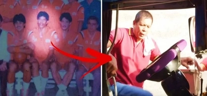 Former PBA player Noli Banate is now a jeepney driver! Watch his heartbreaking yet inspiring video here!