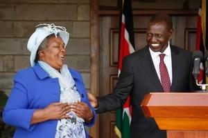 Mamake William Ruto asimulia maisha ya mwanawe akiwa mtoto
