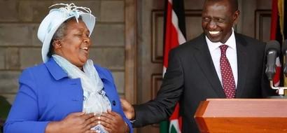 Uhusiano wa karibu baina ya Naibu Rais William Ruto na mamake mpendwa Sarah