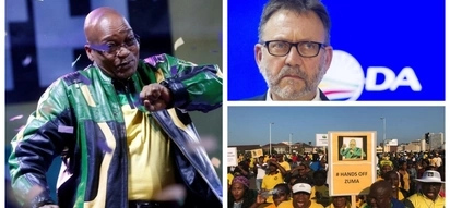 Zuma's tactics to delay court proceedings cost taxpayers R32.4m