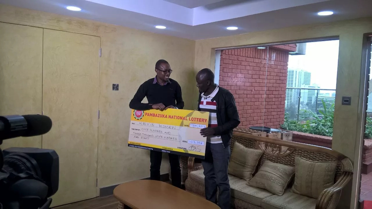 Pambazuka National Lottery announces its first biggest winner