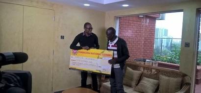 Pambazuka National Lottery announces its first biggest winner