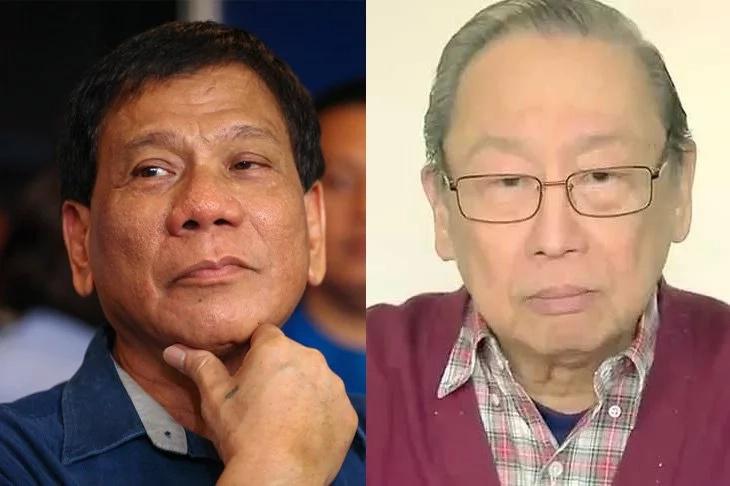 Sison hopeful of Duterte administration