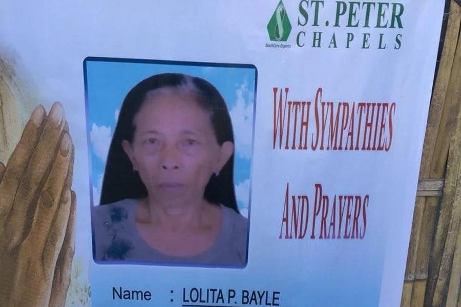 Sinakripisyo ang buhay para sa mga apo! A grandmother sacrificed herself to save the lives of her grandchildren