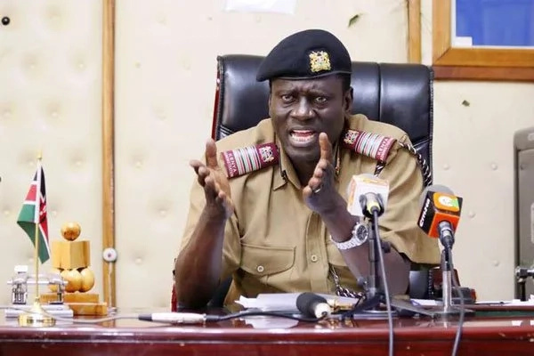 Governor escapes death after his convoy is shot at by bandits