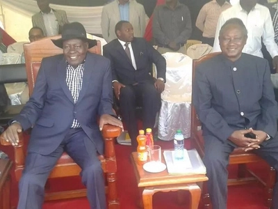 Why Nyeri Governor Nderitu Gachagua missed Lucy Kibaki's burial in his county