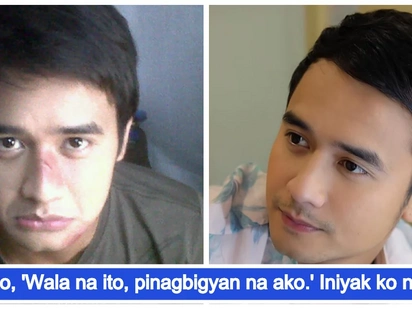 Sumuko raw talaga sa rehab! JM de Guzman admitted crying inside rehab for lost career