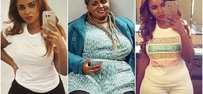 Daughter to Kenya's female millionaire flaunts her super-HOT figure after long struggle with weight