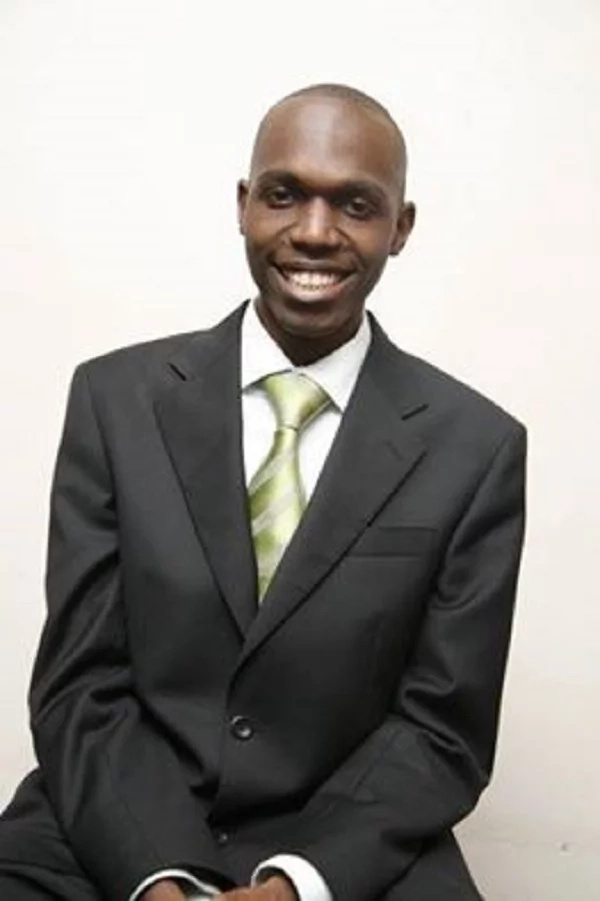 Larry Madowo talks about being called ugly and dumb