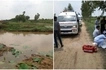 Sad! Mother, 34, dreamt her 3 daughters had drowned in swamp and then it happened the next day (photos)