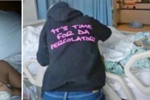 Doctores le dijeron que quitara el soporte de vida a su marido, en lugar de eso ella se lo llevó a casa
