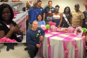 God is amazing! Firefighters find new apartment for pregnant mom who lost everything in fire (photos, video)