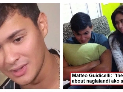 Pinagbintangang babaero! Matteo Guidicelli expressed his honest feelings towards bashers who accuse him of being a womanizer