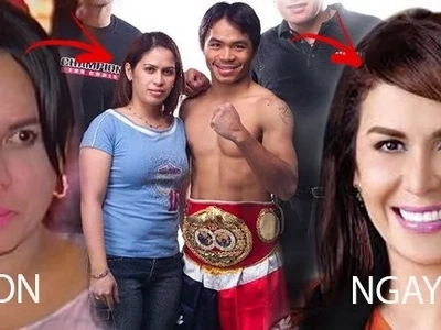 Parang hindi siya! These shocking before and after photos of Jinkee Pacquiao prove what money can do! Watch!