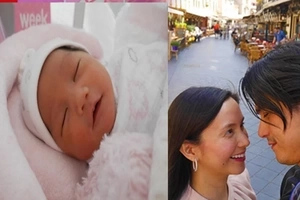 Ang gandang bata! Mariel posts Maria Isabella first photo to greet Robin Padilla happy birthday