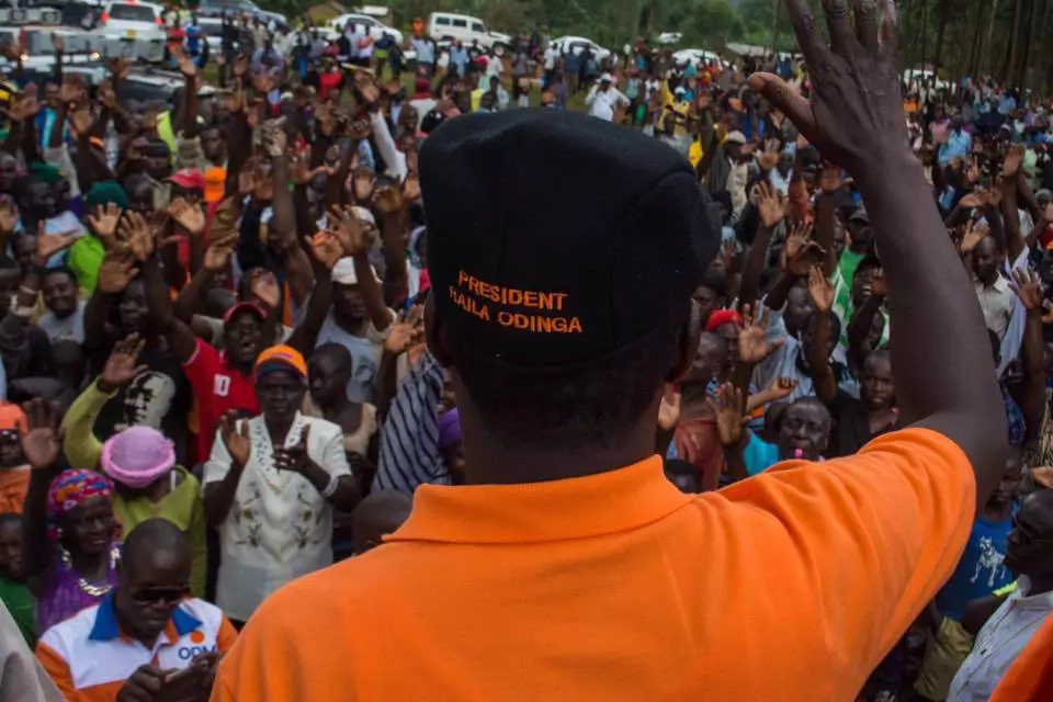 MP says Raila has to be president even if it means rigging