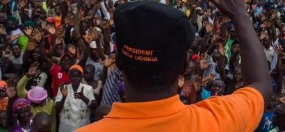 Hii ndiyo adhabu ya muungano wa CORD kwa Jubilee