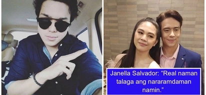 Janella Salvador nagpremiere night para sa pelikulang 'So Connected' kasama si Jameson Blake, rumored boyfriend Elmo Magalona hindi present sa event