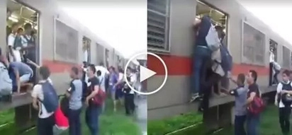 Video showing how it's like to travel thru PNR went viral; what they did will shock you!