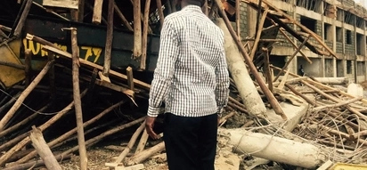 Outcry as KSh 1 billion stadium collapses in Kakamega