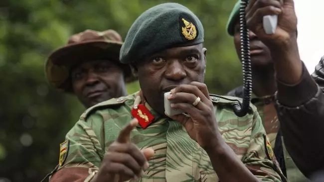 Zimbabweans are not happy with appointment of military chiefs to crucial cabinet slots