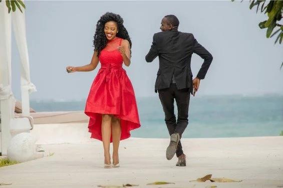 Photos that reveal the beauty of Citizen TV's Kambua Manundu