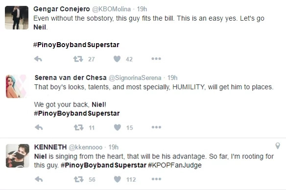Netizens go crazy for Pinoy Boyband Superstar's hopefuls