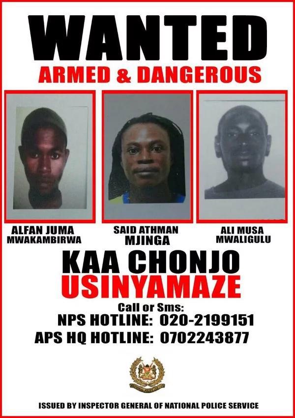 Photos of south coast deadly criminal gang release