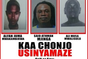 Police release photos of deadly criminal gang operating in south Coast