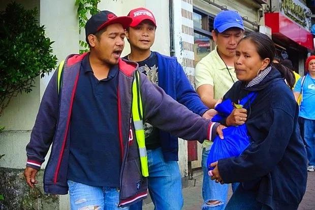 Baguio POSD harasses old vendor