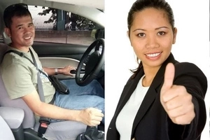 Find out what this Uber driver did that made this Pinay netizen incredibly happy