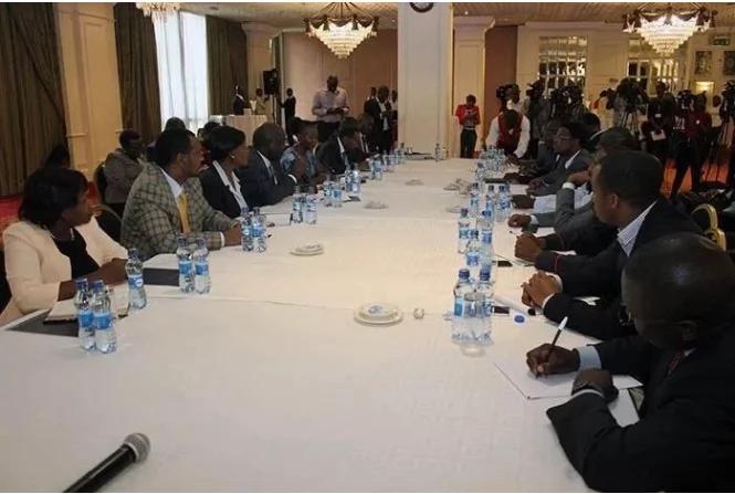 Hatutaki kujihusisha kamwe- Jubilee yachoshwa na mvutano wa uchapishaji makaratasi ya kupigia kura