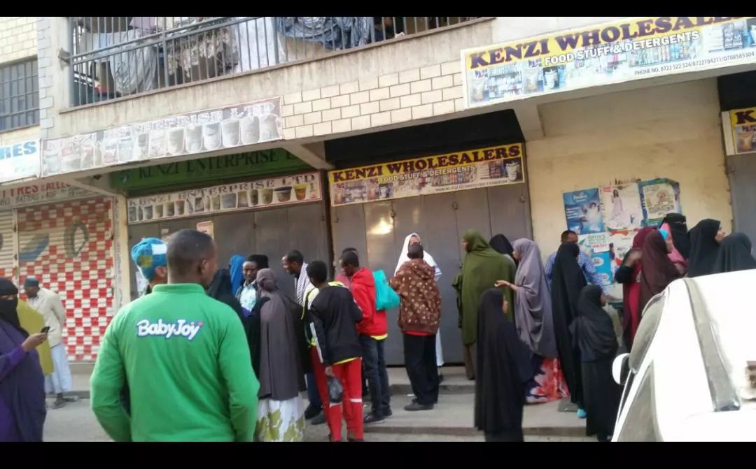 Gangsters raid Eastleigh shop, kill businessman
