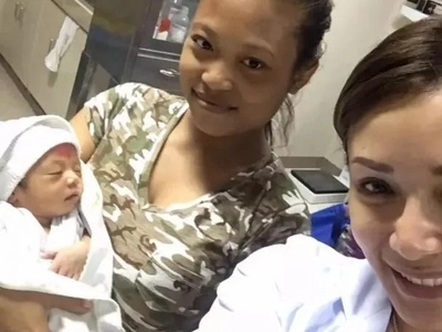 Newborn baby comes back to life after doctor prayed to Mother Theresa—Unbelievable!