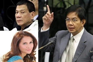 May bagong kakampi: Concerned Lacson supports Agot Isidro's controversial rant against Duterte