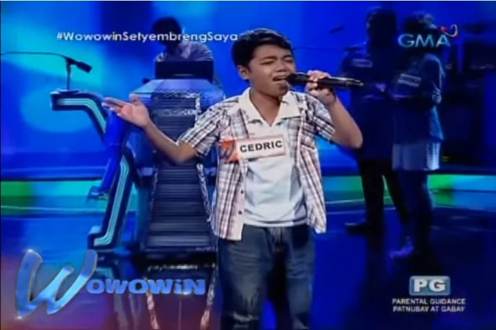 Willie Revillame recruits talented kid in his newest talent search