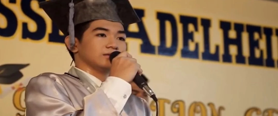 This talented The Voice Teens contestant's valedictory address will make you cry; here's why