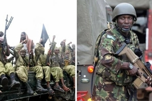 KDF soldiers repulse al-Shabaab after brutal assault